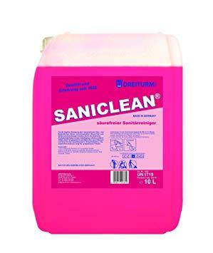 10494 detergen sanitar universal fara acizi saniclean dreiturm Detergent sanitar universal 10L | SANICLEAN | Dreiturm - Magazin Online Unilift Serv