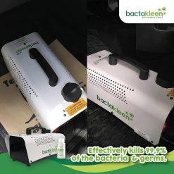 11129 echipament de dezinfectie cu ozonificator bactakleen bactakleen BactaKleen BT 828 - Echipament de dezinfectie prin nebulizare pentru spatii inguste - SHOP unilift.ro