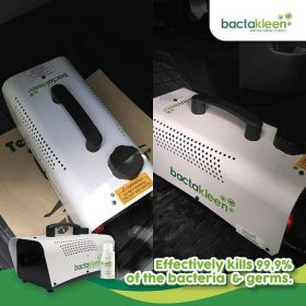 11129 echipament de dezinfectie cu ozonificator bactakleen bactakleen Acasa - Magazin Online Unilift Serv