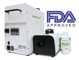 11131 echipament de dezinfectie cu ozonificator bactakleen bactakleen Black Friday 2020 - Magazin Online Unilift Serv