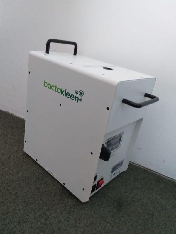 11636 echipament de dezinfectie cu ozonificator pentru incaperi bactakleen bactakleen BactaKleen BT 888 - Echipament de dezinfectie prin nebulizare - Magazin Online Unilift Serv
