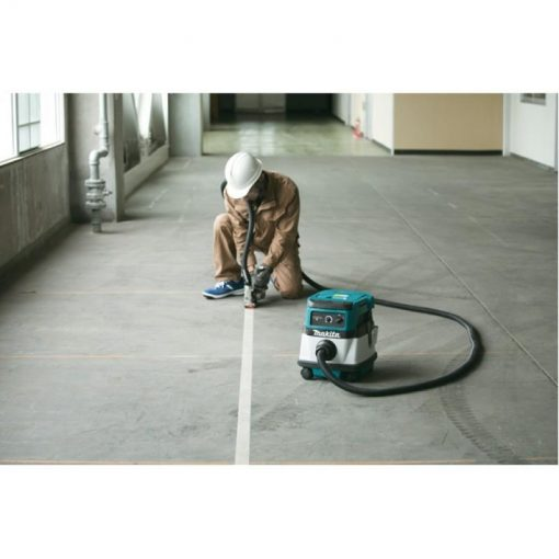11786 aspirator industrial cu conexiune wirless dvc864l makita Aspirator industrial hibrid in doua trepte   DVC860LZ   Makita - SHOP unilift.ro