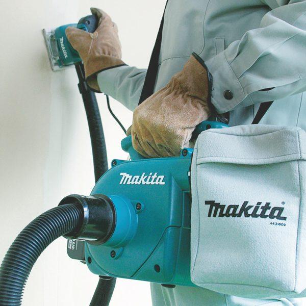 11795 aspirator portabil pentru masini si unelte de lucru pe acumulatori dvc 350 makita Aspirator portabil pentru masini si unelte de lucru DVC 350Z | Makita - Magazin Online Unilift Serv