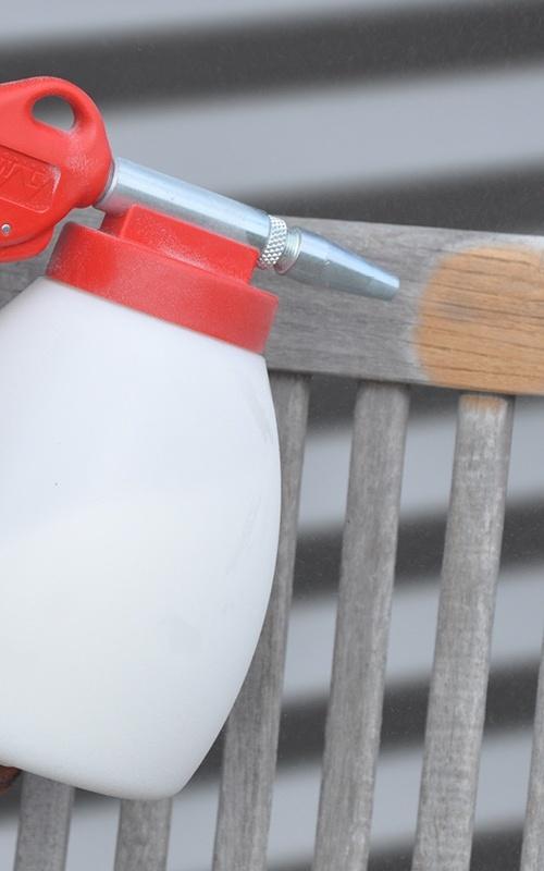 12093 pistol sablare cu bicarbonat de sodiu cu duza din otel si recipient 12l jwl air control jwl Pistol sablare cu bicarbonat de sodiu cu duza din otel si recipient 1.2 L | JWL - Magazin Online Unilift Serv