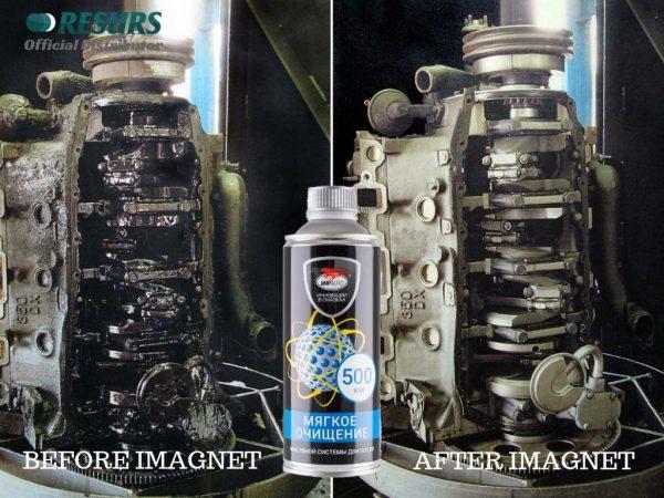 12177 lichid de curatare motor imagnet soft vmpauto Solutie spalare motor RESURS SOFT - Magazin Online Unilift Serv Solutie spalare motor