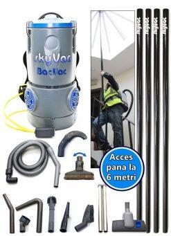 12286 aspirator de spate 240v 4 poli 6 m inaltime aspirare skyvac bacvac spinaclean spinaclean ltd Aspirator de spate 240V +4 poli (6 m inaltime aspirare) SkyVac BacVac   SpinAclean - SHOP unilift.ro