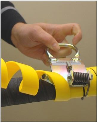 12397 echipament de montare protectii furtunuri safeplast Dispozitiv de montare protectie furtun 63-140mm | Safeplast - Magazin Online Unilift Serv