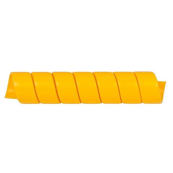 12497 protectie pentru furtune hidraulice safespiral 75 mm galben safeplast Protectie pentru furtune hidraulice rola 20 m | SAFESPIRAL 75 mm, galben | Safeplast - Magazin Online Unilift Serv