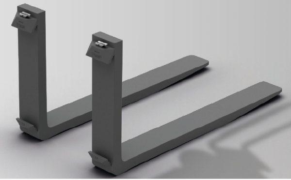 13341 furci pentru stivuitor 1500 kg 1200x75x35 mm vetter Furci pentru stivuitor, 3000 kg, 1200x100x45 mm(3B) | Vetter - Magazin Online Unilift Serv