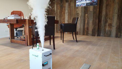 20191010 130301 scaled Solutie antibacteriana pentru nebulizatoare cu ceata termica | MIST | BactaKleen - SHOP unilift.ro