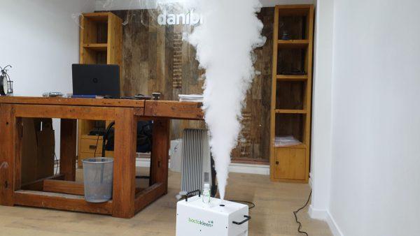 20191010 131257 scaled scaled Solutie antibacteriana pentru nebulizatoare cu ceata termica | MIST | BactaKleen - Magazin Online Unilift Serv