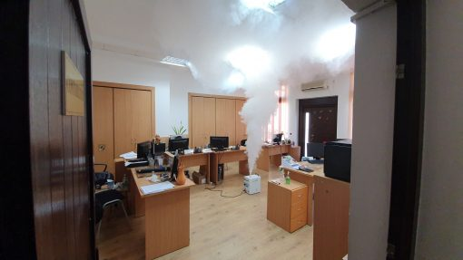 20200317 135936 scaled Solutie antibacteriana pentru nebulizatoare cu ceata termica | MIST | BactaKleen - SHOP unilift.ro
