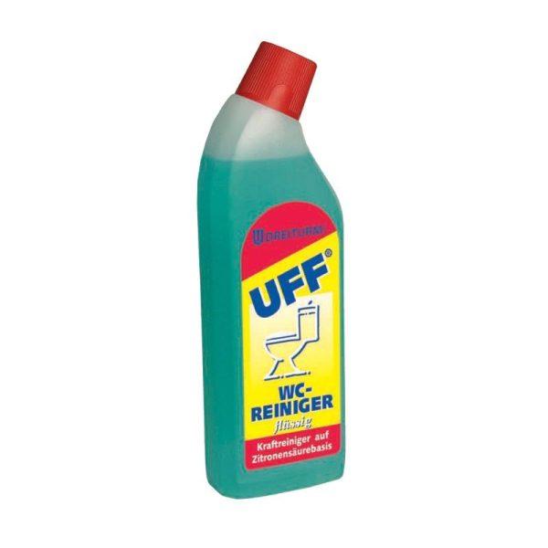 2321 detergent uff wc reiniger dreiturm Solutie curatare toalete | Uff WC-Reiniger | Dreiturm - Magazin Online Unilift Serv