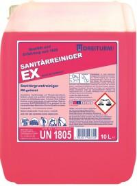 2392 detergent sanitar reiniger ex dreiturm Detergent sanitar profesional 10L | Sanitarteinigereiniger EX | Dreiturm - Magazin Online Unilift Serv
