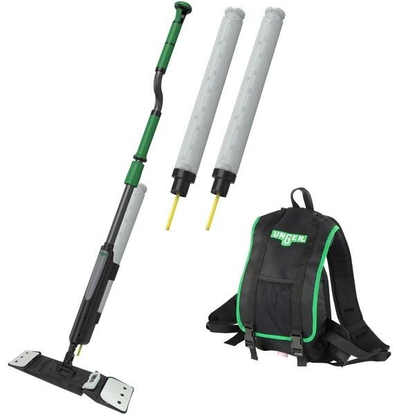 2786 kit finisare pardoseli fakt4 ergo clean unger Mop ergonomic cu pulverizator pentru curatare pardoseli | FAKT4 Ergo Clean | UNGER - Magazin Online Unilift Serv
