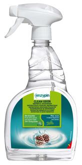 2844 spray odorizant ecologic enzypin clean odor 0 750 ml action pin Ofertele lunii Mai - Magazin Online Unilift Serv
