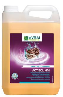 2854 detergent alcalin pentru pardoseli le vrai professionnel actisol hm 5l action pin Ofertele lunii Mai - Magazin Online Unilift Serv