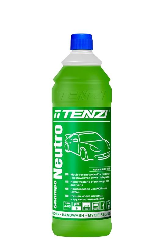3029 tenzi shampoo neutro Sampon pentru spalarea manuala a caroserii | Shampo Neutro | Tenzi - Magazin Online Unilift Serv