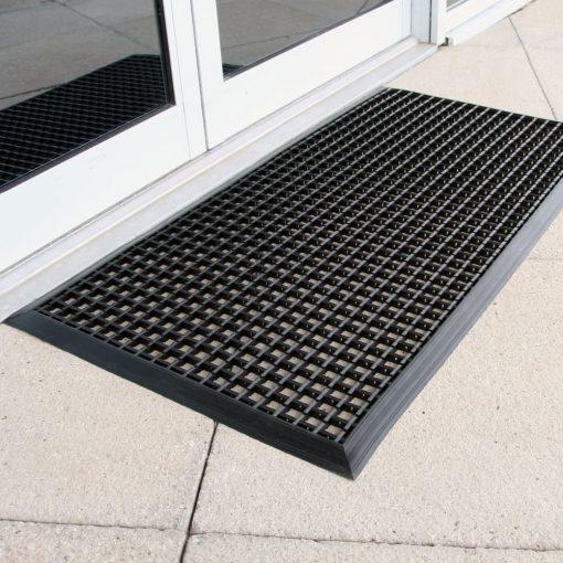 4046 covor de intrare entramat coba Pres de intrare 0.6 x 1.2 m | Entramat | COBA - SHOP unilift.ro