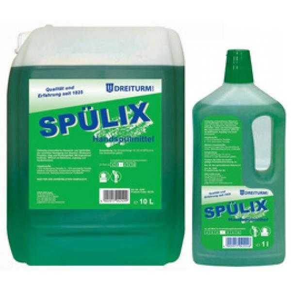 5334 detergent pentru spalare manuala a vaselor spulix dreiturm Detergent pentru spalare manuala a vaselor 1L   Spulix   Dreiturm - Magazin Online Unilift Serv