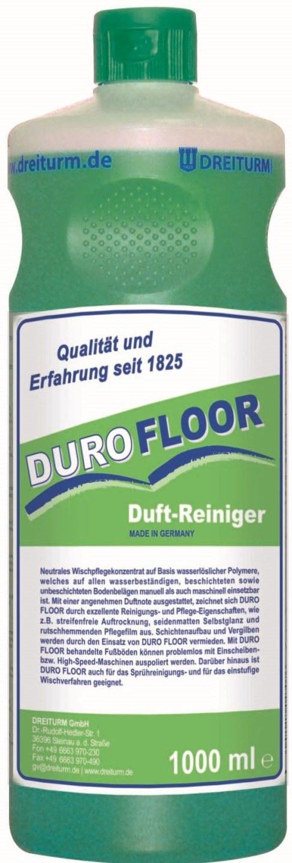5398 detergent cu miros placut durofloor dreiturm Detergent pardoseli cu miros placut 1L | DuroFloor | Dreiturm - SHOP unilift.ro