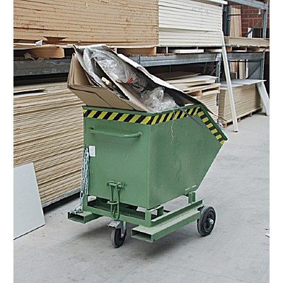 6433 container basculant pentru materiale vrac type kw 250 l 1000 l bauer bauer sudlohn Container basculant pentru materiale vrac | TYPE KW 250 l - 1000 l | Bauer - SHOP unilift.ro