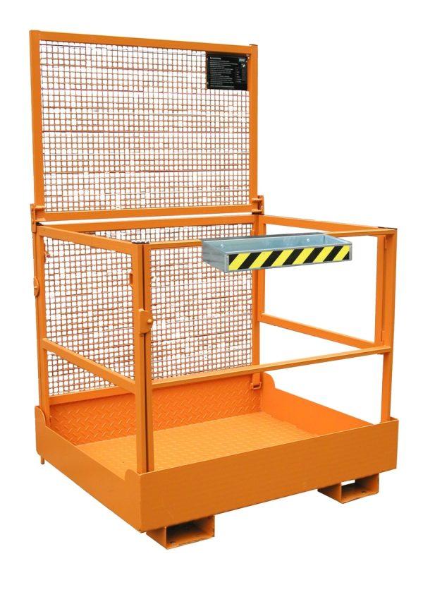 6548 platforma de siguranta pentru mentenanta si reparatii type mb d mb f mb k bauer bauer sudlohn Platforma de siguranta pentru doua persoane | TYPE MB-D | Bauer - Magazin Online Unilift Serv