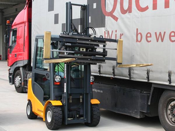 8166 clamp rotator cu furci t451 kaup Kaup - Magazin Online Unilift Serv