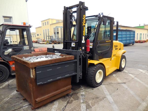 8169 clamp rotator cu furci t451 kaup Kaup - Magazin Online Unilift Serv