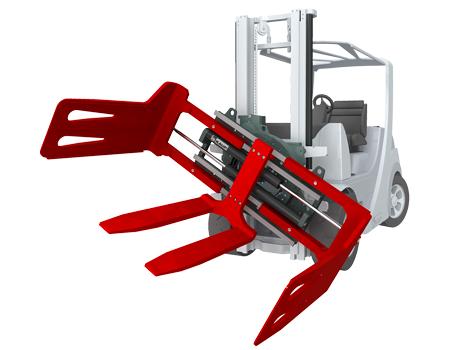 8209 clamp rotator pentru baloti cu furci t453180 kaup Kaup - Magazin Online Unilift Serv