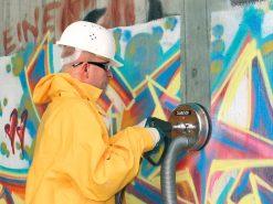 9076 dispozitiv de spalare rotativ pentru indepartarea graffiti lor mosmatic Dispozitiv de spalare cu presiune pentru graffiti 350 bar | Mosmatic - SHOP unilift.ro
