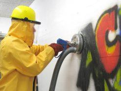 9077 dispozitiv de spalare rotativ pentru indepartarea graffiti lor mosmatic Dispozitiv de spalare cu presiune pentru graffiti 350 bar | Mosmatic - SHOP unilift.ro