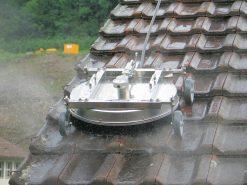 9156 dispozitiv de curatare rotativ pentru acoperis roof cleaner mosmatic Dispozitiv de curatare rotativ pentru acoperis | ROOF CLEANER | Mosmatic - SHOP unilift.ro