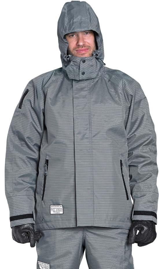 9548 jacheta de protectie pentru sarcini de curatenie cu presiune inalta tst sweeden tst sweden Jacheta de protectie rezistenta la presiune inalta (500 bar)   TST Sweeden - Magazin Online Unilift Serv