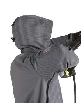 9551 jacheta de protectie pentru sarcini de curatenie cu presiune inalta tst sweeden tst sweden Jacheta de protectie rezistenta la presiune inalta (500 bar)   TST Sweeden - Magazin Online Unilift Serv