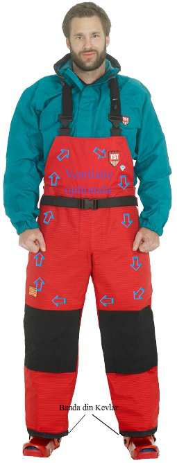 9573 pantaloni de protectie standard tst sweeden tst sweden Pantaloni de protectie cu optiune de ventilatie (constructii si demolari) | TST Sweden - Magazin Online Unilift Serv