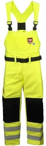 9576 pantaloni de protectie standard tst sweeden tst sweden Pantaloni de protectie cu optiune de ventilatie (constructii si demolari) | TST Sweden - Magazin Online Unilift Serv
