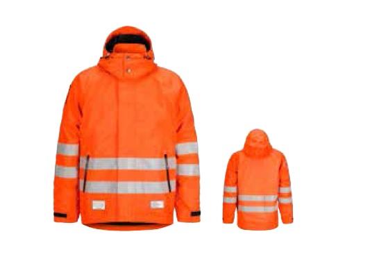 9585 jacheta de protectie pentru sarcini de curatenie cu presiune inalta tst sweeden tst sweden Jacheta de protectie rezistenta la presiune inalta (500 bar)   TST Sweeden - Magazin Online Unilift Serv