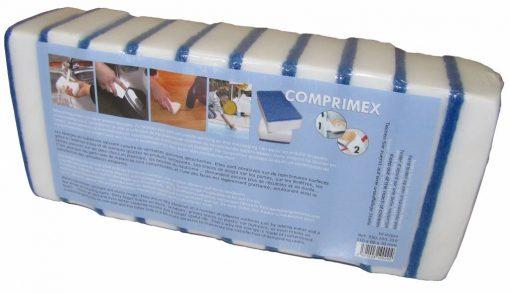 9609 burete comprimex magic sponge dewitte Burete magic cu suprafata abraziva   COMPRIMEX MAGIC SPONGE   DeWitte - SHOP unilift.ro