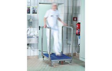 9963 platforma dezinfectanta pentru incaltaminte stepgate i heute Platforma dezinfectanta pentru incaltaminte | StepGate I | Heute - Magazin Online Unilift Serv