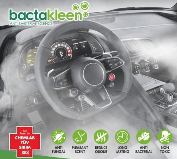 HW Bactakleen Image 5 BactaKleen BT 828 - Echipament de dezinfectie prin nebulizare pentru spatii inguste - Magazin Online Unilift Serv