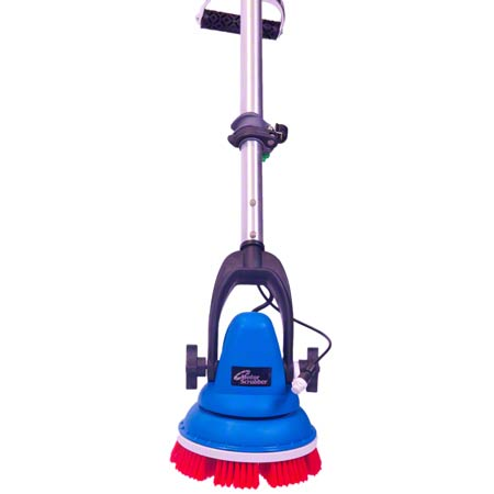 MTSBMSJET Monodisc portabil cu acumulatori si injectie de detergent   Jet   MotorScrubber - Magazin Online Unilift Serv