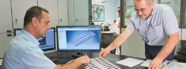 accurate analisi nelle fasi di progetto METALMEC - Magazin Online Unilift Serv