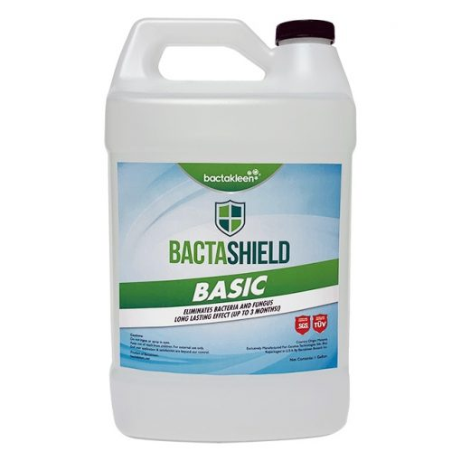 bactakleen bactashield 1gal Solutie antibacteriana si antifungica 5L | Bactashield Basic | BactaKleen - SHOP unilift.ro