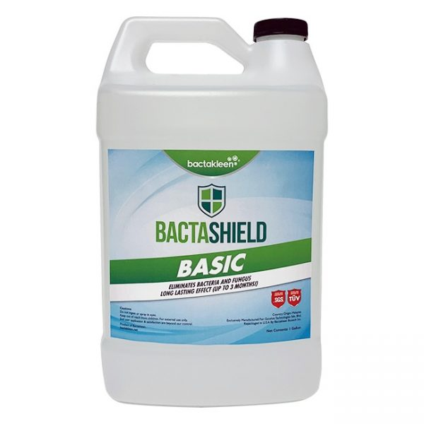 bactakleen bactashield 1gal Solutie antibacteriana si antifungica 5L | Bactashield Basic | BactaKleen - Magazin Online Unilift Serv