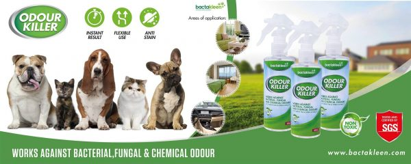 bea5e27d4df78c5fee390a3340809da4 scaled Spray odorizant antibacterian | OdourKiller | BactaKleen - Magazin Online Unilift Serv