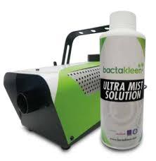 download 2 Solutie antibacteriana pentru nebulizatoare cu ceata termica | MIST | BactaKleen - Magazin Online Unilift Serv