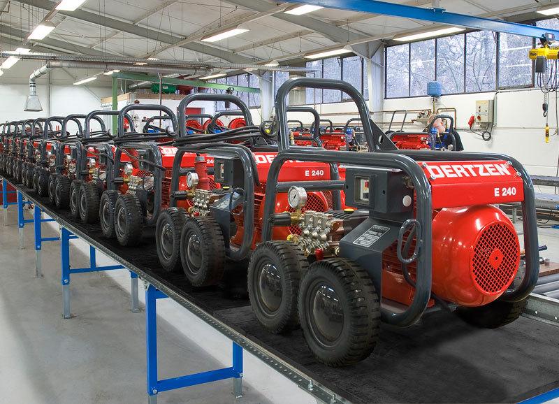 produktion e240 big Oertzen - Magazin Online Unilift Serv