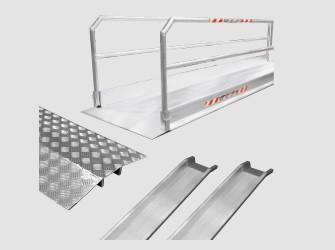 rampe e passerelle per superamento di barriere architettoniche jpg 335 250 cover 70 METALMEC - Magazin Online Unilift Serv