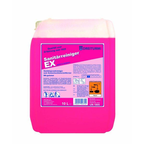 res c3777b9c9a2e74d9a3e5eb50a7fcd6e4 full Detergent sanitar profesional 10L | Sanitarteinigereiniger EX | Dreiturm - Magazin Online Unilift Serv